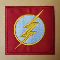 Flash Logo Patch 4 inch