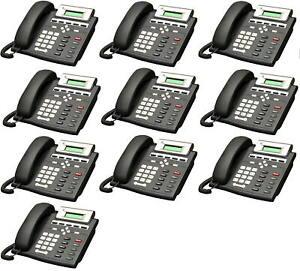 **Lot of 10** Altigen IP705 POE Phones ALTI-IP705 Refurbished 1Yr Wrty