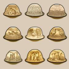 Dome Light, Domelights Katzen Tiere Teelichthalter Windlicht Starlight Porzellan