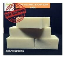500 GRAM GOAT MILK MELT & POUR SOAP BASE