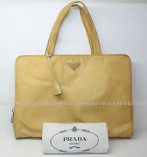 Authentic PRADA NYLON DOCUMENT BAG / HANDBAG