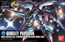 Gundam HG Build Fighters 011 Qubeley Papillon Aila Jyrkiainen Model Kit Bandai