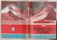 Jules Verne Dueno del Mundo Maitre du monde First 1945