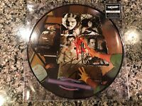 Carcass Necroticism Picture Disc! Limited. Metallica Megadeth Slayer
