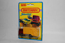 MATCHBOX SUPERFAST #36 REFUSE GARBAGE TRUCK, NICE, BLISTERPACK