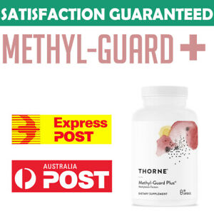 Thorne Research Methyl-Guard Plus 90 Vegetarian Capsules Folate Riboflavin B-12