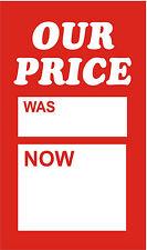 100 x 95mm x 55mm Il nostro prezzo è stato ora prezzo di vendita carte | etichette biglietti | | etichette