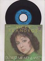 Vicky Leandros - du lässt mir meine Welt