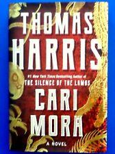 Thomas Harris~ Cari Mora~1st Edition/1st Printing~Silence of the Lambs~Hardcover