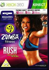 Zumba Fitness- Rush ( Microsoft XBox360 )