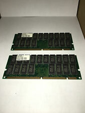 X7039A 2:370-3799 512MB (2x256MB) Memory Kit For Sun Workstation Ultra 10
