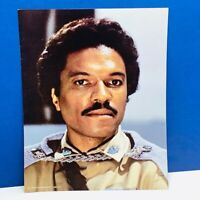 STAR WARS PHOTOGRAPH PICTURE Litho print 1983 ROTJ Lando Calrissian Billy Dee