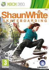 Shaun White Skateboarding XBOX 360 IT IMPORT UBISOFT