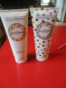 Emma Bridgewater scent of Wallflowers body wash and lotion 200ml