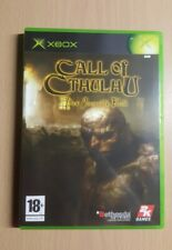 CALL OF CTHULHU / XBOX / COMME NEUF