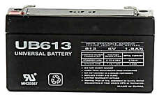 New UB613 Sealed Lead 6V 1.3AH Battery Replaces PS612 MX06012 ES1.2-6 SLA0864