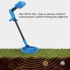 Neu Tragbarer Metalldetektor LCD Metallsuchgerät Gold Metal Detector für Kinder
