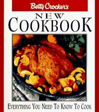 Betty Crocker's New Cookbook : Everything You Need to Know to Cook