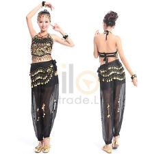 C511 Bauchtanz Kostüm Hose Fasching Belly Dance Pants