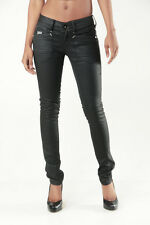 G-Star low t tapered coated women,damen jeans, baggy W24L32( 38.5 CM WAISTBAND)