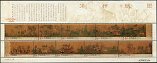 CHINA PRC 2005-25 Goddess of River Luo peintures 3684-93 Klein ARC cachet Neuf sans charnière