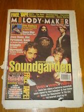 MELODY MAKER 1995 AUG 26 SOUNDGARDEN BOO RADLEYS OASIS