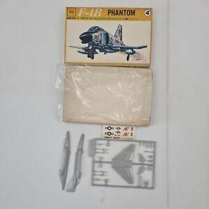 Otaki 1/144 F-4B Phantom Plastic Model Kit No A-4-100 NEVER MADE VINTAGE