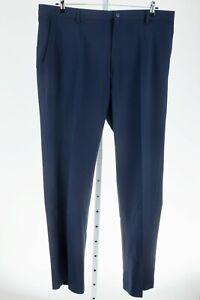 Footjoy FJ Men's 42 x 34 Navy Blue Perf Golf Pants NWT