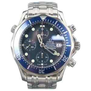 OMEGA Seamaster Chrono Diver Blue Men's Watch - 2599.80.00