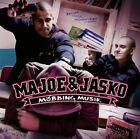 MAJOE & JASKO - MOBBING MUSIK CD NEU