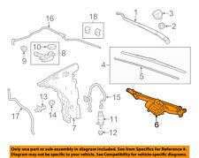 Cadillac GM OEM 14-15 CTS-Windshield Wiper Motor Transmission 22773541