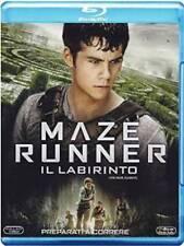MAZE RUNNER - IL LABIRINTO / LA FUGA  2 DVD  COFANETTO