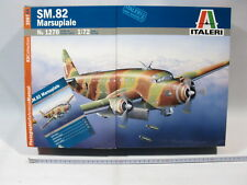 Italeri 1270  SM.82  Marsupiale  1:72   lose in box  mb2141