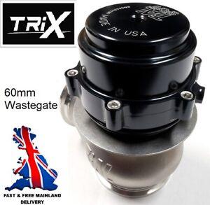 Tial By TriX V60 60mm style BLACK v-band external wastegate V44 v band vband