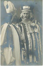D OBERAMMERGAU 1910 ungebr. s/w RP AK Passionsspiel Oberammergau – Offizielle AK