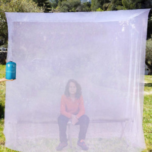 EVEN Naturals Luxury Mosquito Net for Bed Canopy, Tent for Single to Twin XL, Ca