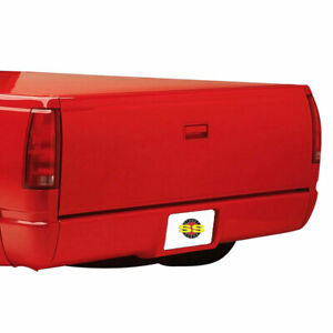 Fits 88-98 Chevy GMC C/K CK Truck Street Scene Urethane Rear Roll Pan 950-70100