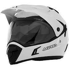 CASCO ACERBIS T-XXL ACTIVE BLANCO