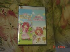 Strawberry Shortcake - The Berryfest Princess Movie/Happily Every After DVD
