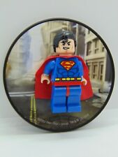 Genuine Lego DC Superman Magnet Mini Figure