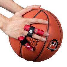 Kuangmi Finger Sleeve Support Protector Splint Brace Pain Relief Black Size L/xl