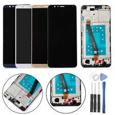 For Huawei Honor 7X BND-L21 LCD Display Touch Screen Digitizer + Frame Assembly