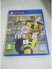 FIFA 17 PS4 EDICION DELUXE JUEGO FISICO