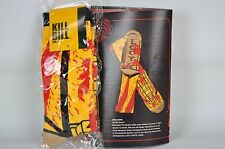 KILL BILL Vol 1 LOOTCRATE Exclusive SOCKS Loot Crate AUGUST 2016 The Bride NEW