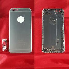 BACK COVER SCOCCA POSTERIORE COPRI BATTERIA APPLE IPHONE 6 GRIGIO SIDERALE GREY