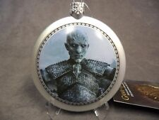 Game of Thrones New * Night King Disc Ornament * Christmas Holiday Ornament