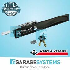 B&D Deluxe Garage Door Lock Assembly & Keys Only No Faceplate 9052