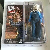 "Jason Voorhees Clothed 8"" NECA Action Figure - Friday the 13th Part 2 (2014) NEW"