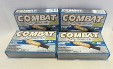 4 Combat 97306 Source Kill Ant Killing Gel Syringes New 1 Ounce Each