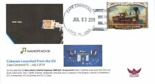 2019 ISS Nanoracks CubeSats Launched Cape Canaveral 3 July